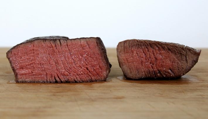 Sous Vide Medium Rare Steak
