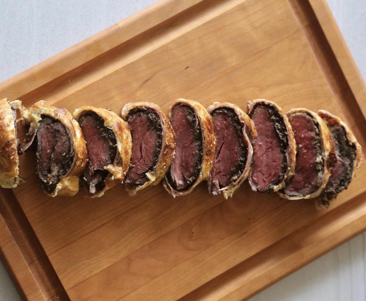 Anova Sous Vide Recipes >> Sous Vide Beef Wellington