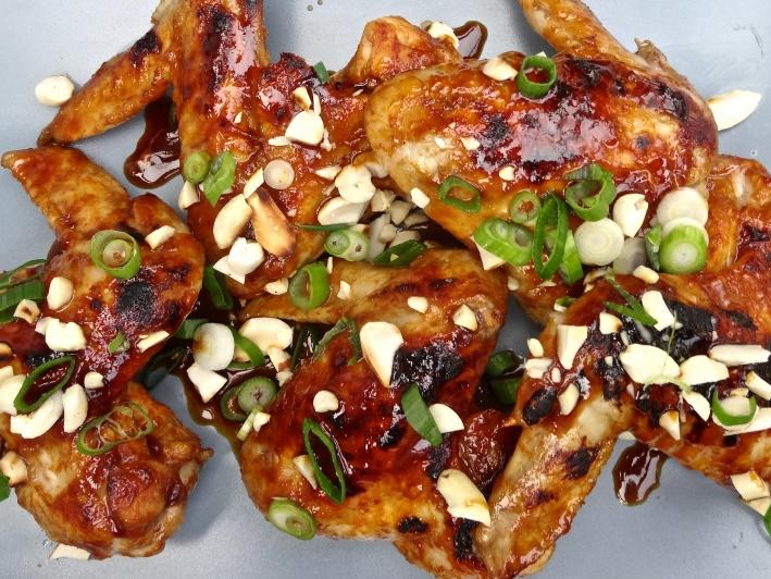 Sous Vide Korean Chicken Wings