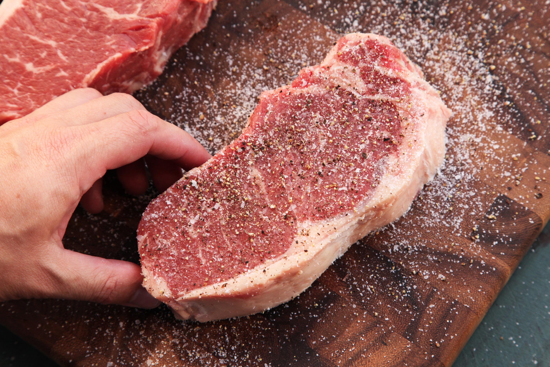 Sous Vide Porterhouse Steak