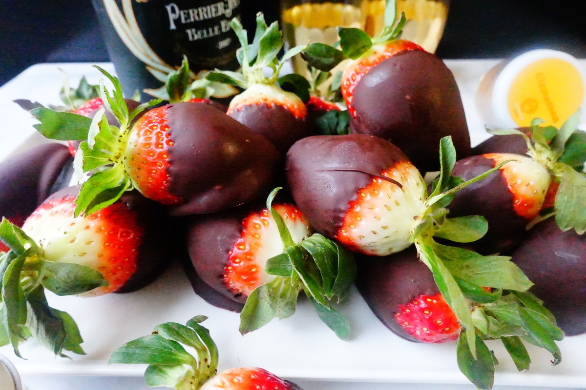 Chocolate Covered Strawberries San Francisco