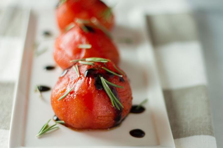 Sous Vide Tomato Confit